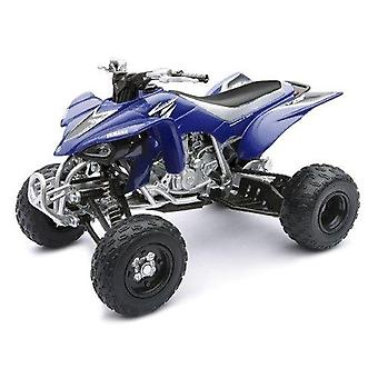1:12 Scale Die-Cast Yamaha YFZ 450 ATV, Blue