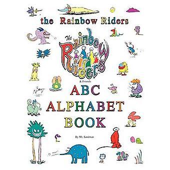 The Rainbow Riders ABC Safari Book by Garnett & Sandy
