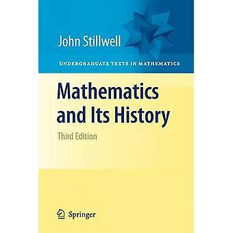 Wiskunde en zijn geschiedenis door John Stillwell