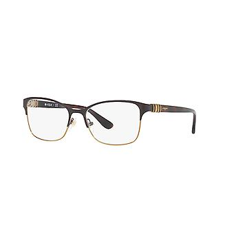 Vogue VO4050 997 Brown-Pale Gold Glasses
