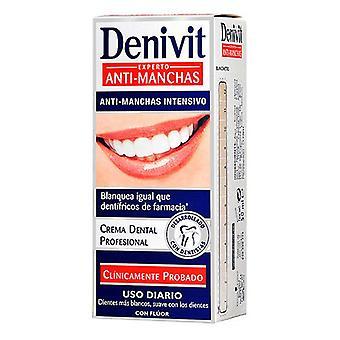 Anti-Stain Diş Macunu Denivit (50 ml)