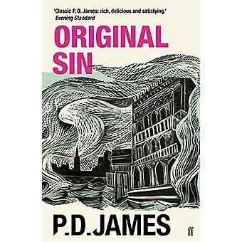 Original Sin by P. D. James - 9780571350759 Book