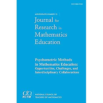 Psychometric Methods in Mathematics Education by National Council of