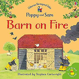 Barn on Fire (Mini Farmyard Tales)