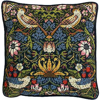 Bothy Threads Tapestry Kit - William Morris Strawberry Thief