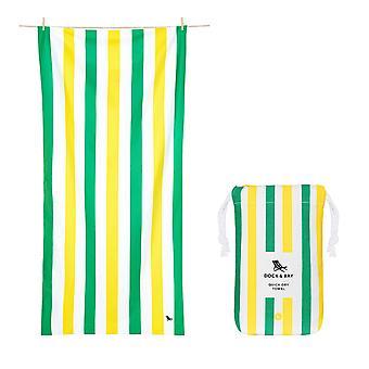 Dock & bay snelle droge strandhanddoek - zomer - paradijs picknicks