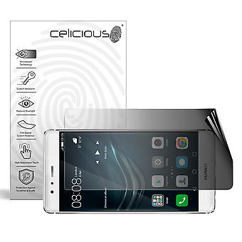 Celicious Privacy 2-Way Landscape Anti-Spy Filter Screen Protector Film Compatible with Huawei P9