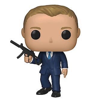 James Bond Daniel Craig (Quantum of Solace) Pop! Vinyl
