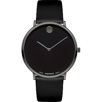 Movado - Wristwatch - Men - 0607391 - ULTRA SLIM - Quartz Watch