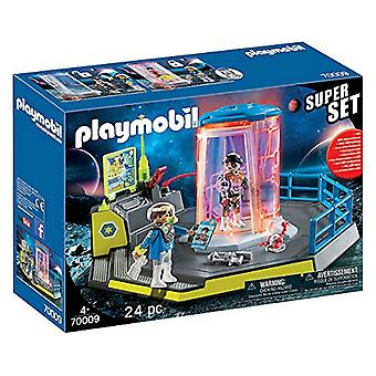 Playset Space Super Set Galaxia Playmobil 70009 (24 st)