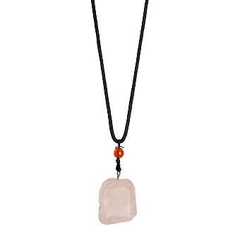 Ladies'�Necklace Clear Quartz La Gemmes