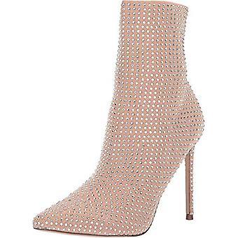 Steve Madden Frauen's Schuhe Vela Stoff Pointed Toe Knöchel Mode Stiefel
