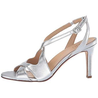 Naturalizer Womens Klein Leather Open Toe SlingBack Classic Pumps