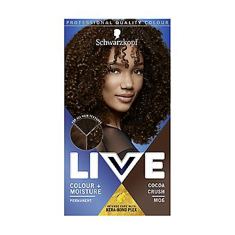Schwarzkopf Live Intense Colour + Moisture - Cocoa Crush M06