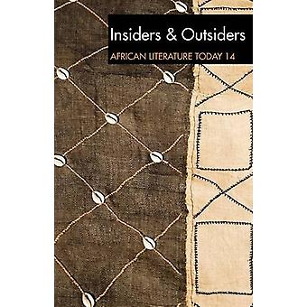 ALT 14 Insiders & Outsiders - African Literature Today by Eldred D