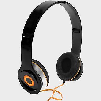 New Boyz Toys Sonar Deluxe Headphones Noir