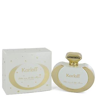Korloff Take Me To The Moon Eau De Parfum Spray By Korloff 3.4 oz Eau De Parfum Spray