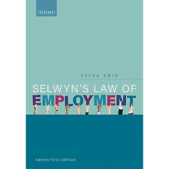 Selwyns Law of Employment de Astra Emir