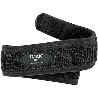 براونميد IMAK RSI حزام الركبة - عالمي - أسود