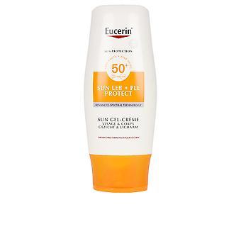 Eucerin Sun Leb-ple Protect Gel Crema Spf50+ 150 Ml Unisex