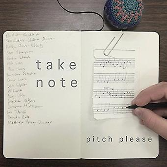 Pitch Please - Take Note [CD] USA import