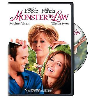 Monster-in-Law [DVD] USA import
