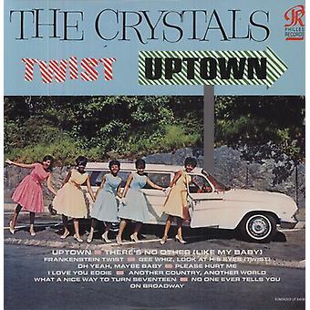 Crystals - Twist Uptown [Vinyl] USA import