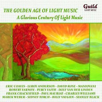 Glorious Century of Light Music - Glorious Century of Light Music [CD] USA import