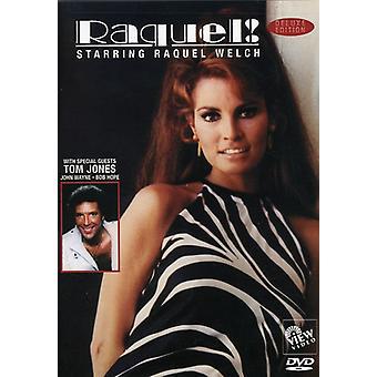 Raquel! [DVD] USA import
