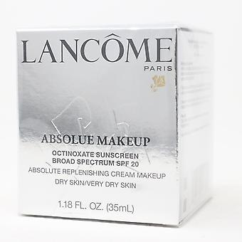 Lancome Absolue Makeup Cream Foundation  1.18oz/35ml New With Box