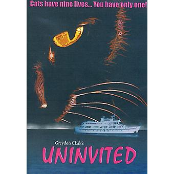 Uninvited [DVD] USA import