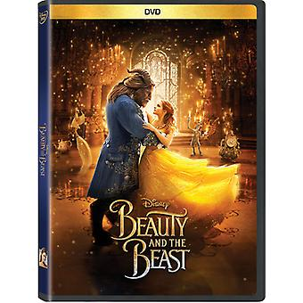 Beauty & the Beast (Live Action) [DVD] USA import