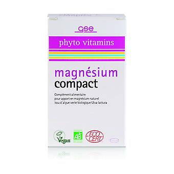 ORGANIC compact magnesium 60 tablets