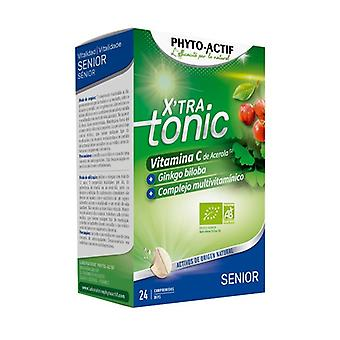 X'tra Tonic Senior 24 chewable tablets