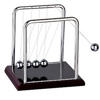 Newtons Cradle Steel Balance Balls Physics Science Péndulo - Fun Child