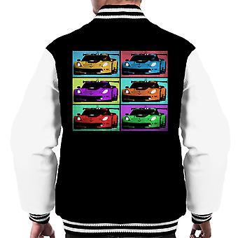 Motorsport Images Chevrolet Corvette C7 R Men's Varsity Jacket