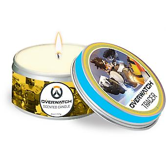 Overwatch Tracer Scented Candle by Insight Editions