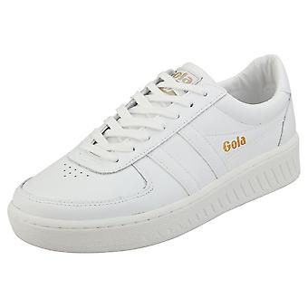 Gola Grandslam Mens Casual Trainers in White White