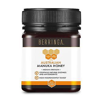 Australian manuka honey MGO 220+ 250 g