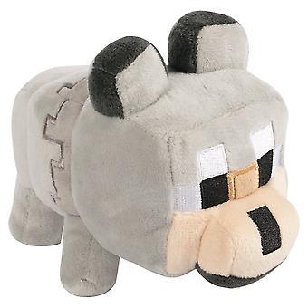 Minecraft, täytetty eläin/pehmo lelu-vauva susi