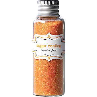 Doodlebug Design Tangerine Sugar Coating Glitter (20g) (1480)
