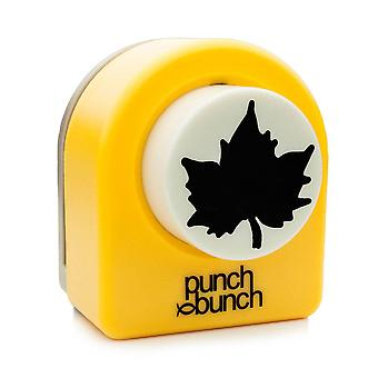 Punch Bunch Large Punch - Maple Leaf