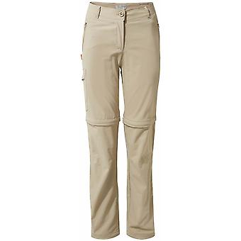 Craghoppers Womens NosiLife Pro Convertible Trousers Long Leg