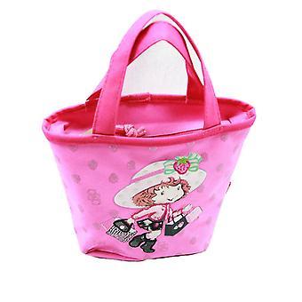 Tote Bag - Strawberry Shortcake - Pink Girls Hand Purse 35230
