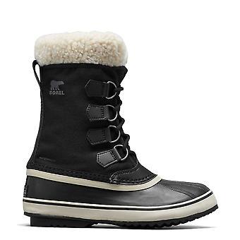Sorel Winter Carnival Waterproof Boots Black Stone