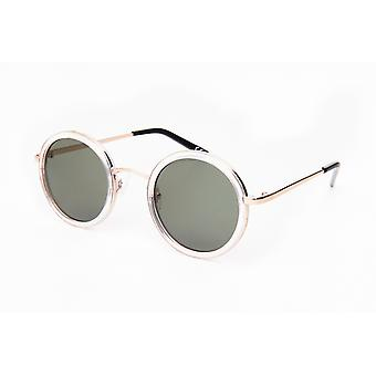 Sunglasses Unisex Cat.3 Green Lens (19-109)