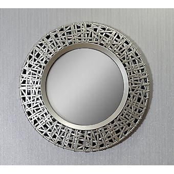 005230 - Circular Golden Mirror - Arthouse Home Decor