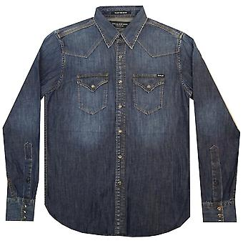 Replay Shirts Replay Denim LS Shirt