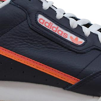Adidas Continental 80 Noble Ink/Trace Scarlet-Trace Orange-Navy Blue EE7049 Men's