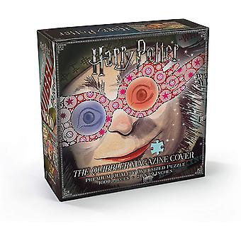 The Quibbler 1000pc Jigsaw Puzzle By Noble Collection
